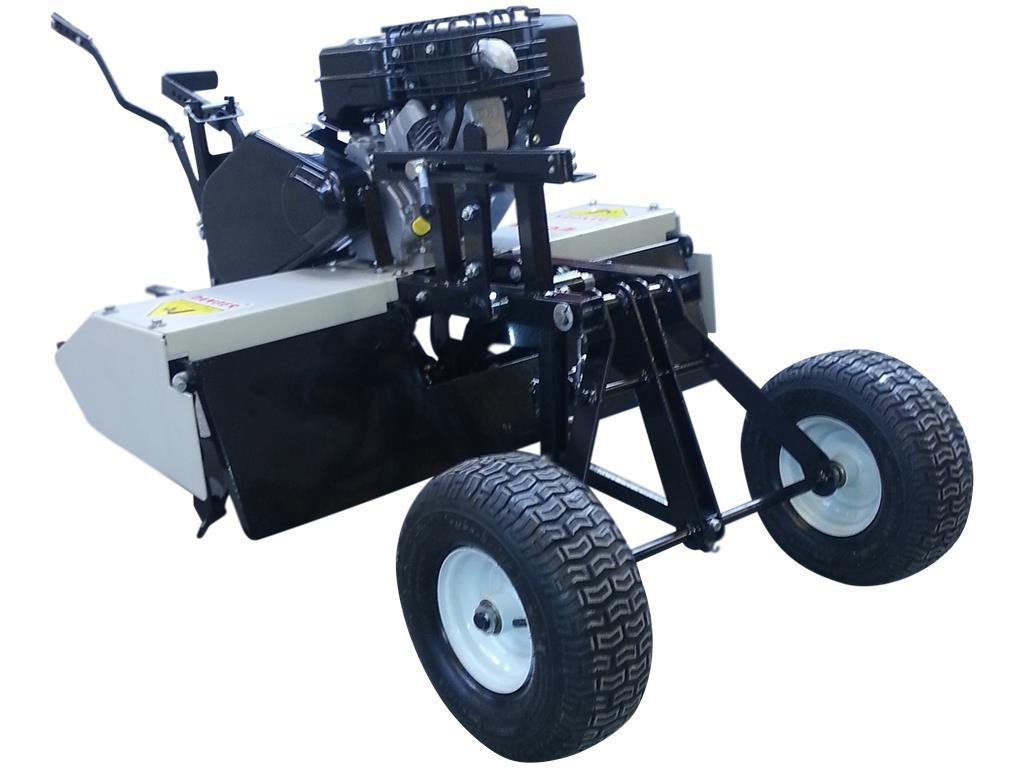 Ryd godt op i jorden med en jordfræser til traktor